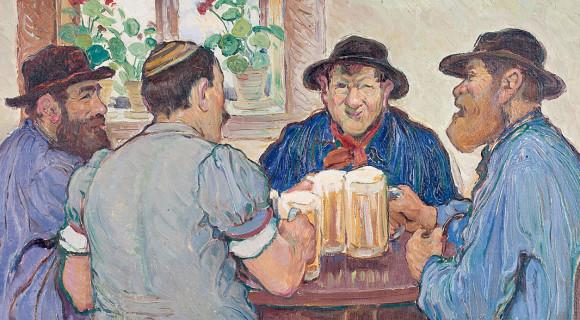 Gość z obcych stron – kultura piwna Europy